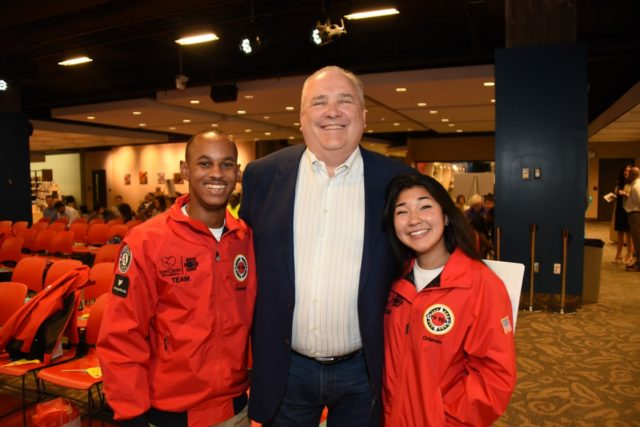 City Year Orlando founding board chair John Sprouls